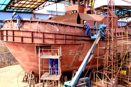 Shipbuilding industry: New opportunities, new opportunities