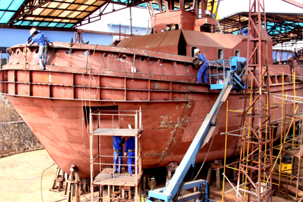 Shipbuilding industry: New opportunities, new opportunities