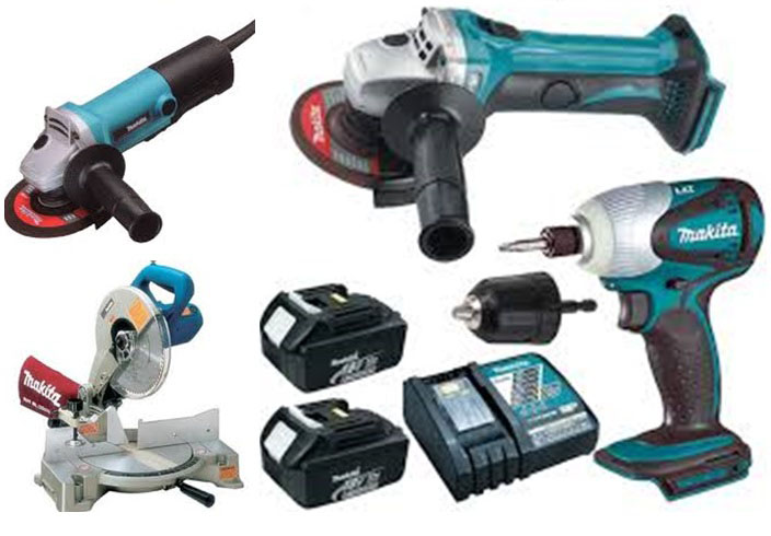 PNEUMATIC & ELECTRICAL TOOLS - IMPA CODE: 59